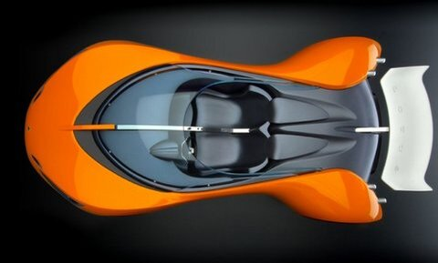 Lotus Hot Wheels Concept Vehicle