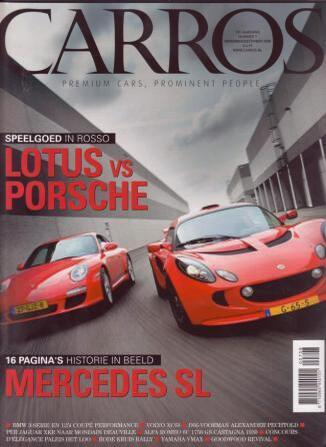 Carros nov/dec 2008